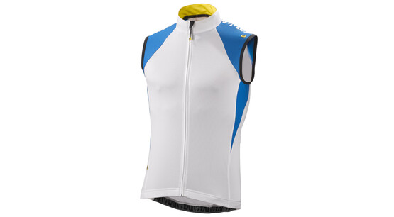 MAVIC Sprint Jersey Maillot MC Blanc